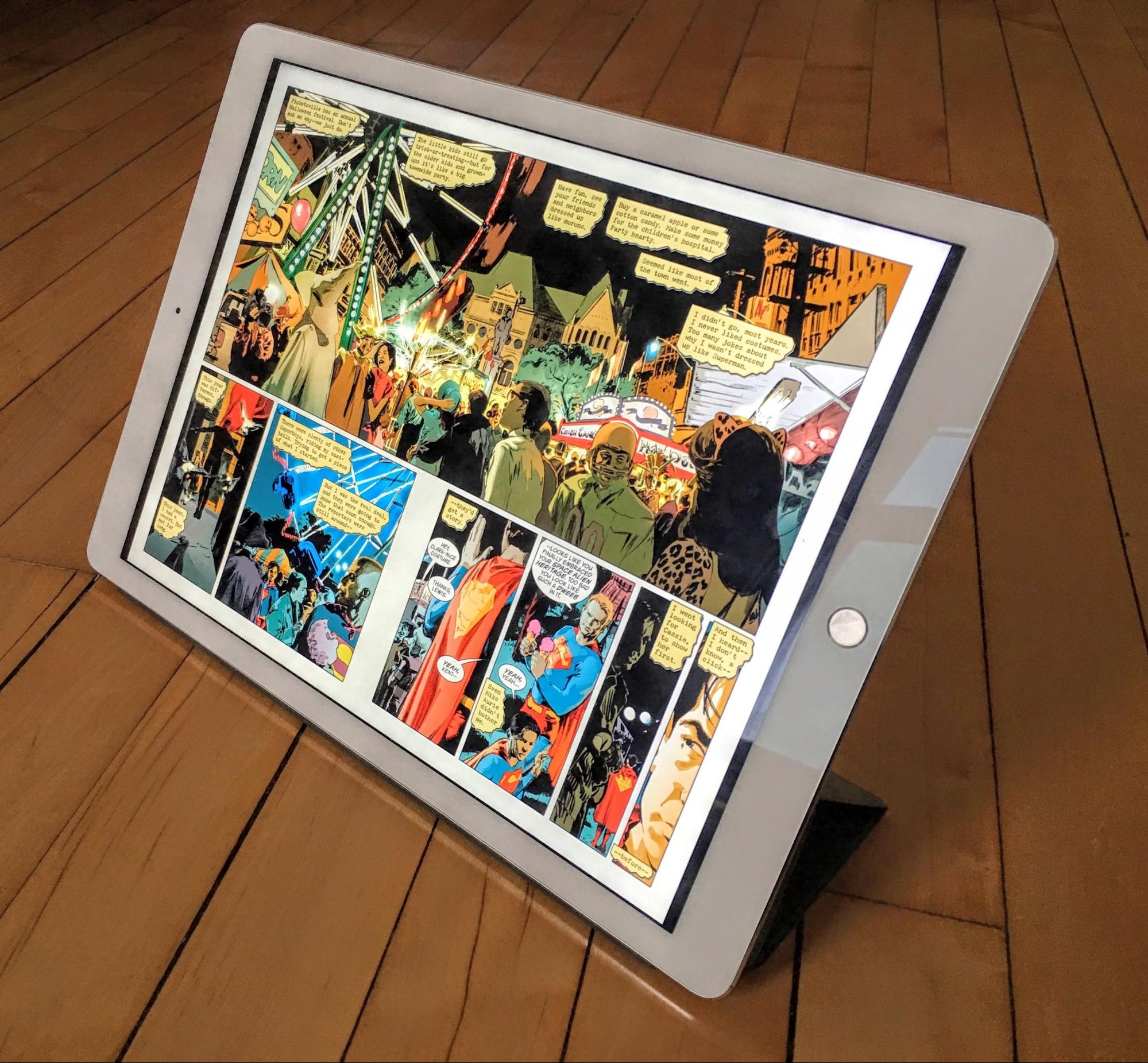 adobe illustrator for ipad pro 12.9