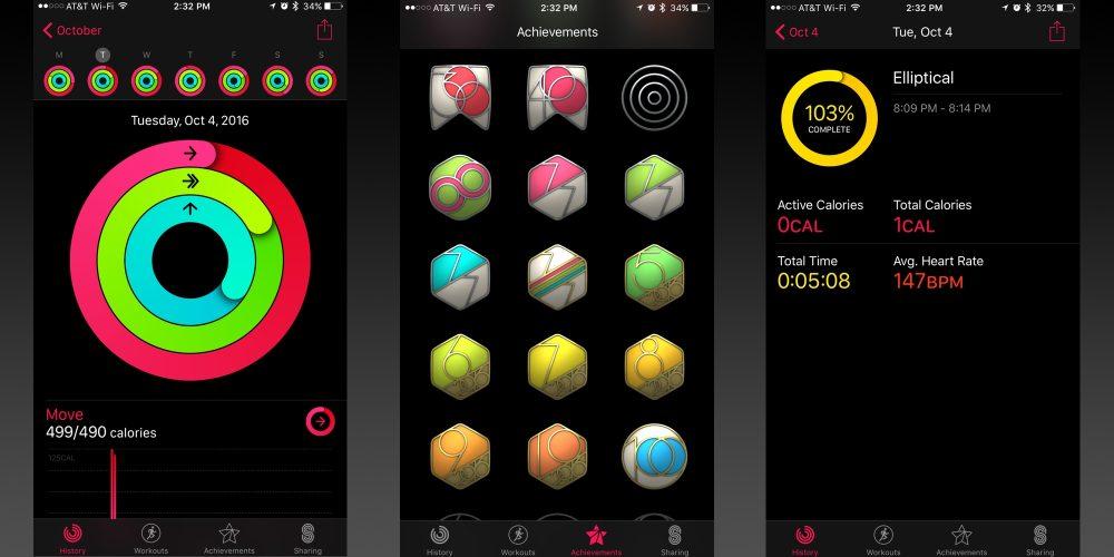 Update: Apple Watch Activity app workaround for 'rest days ...