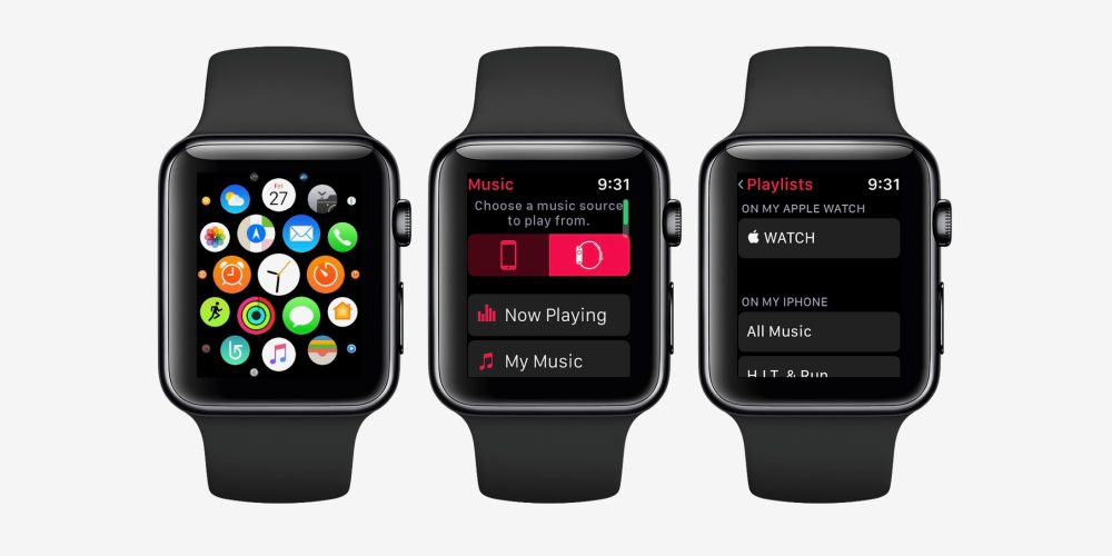 Music On Apple Watch Without Iphone